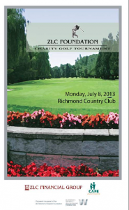 ZLC Charity Golf Tournament