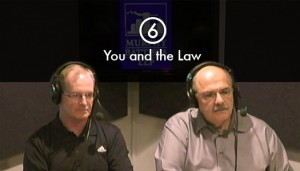 "Joe Murphy, Q.C. and Joe Battista, Q.C. on AM 650's ""You and the Law"""
