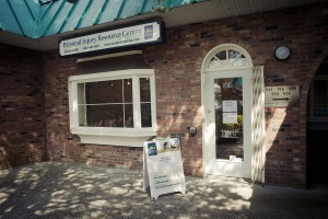 Personal Injury Resource Centre Exterior
