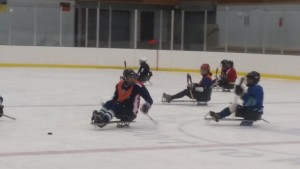 MB sledge hockey