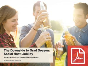 MB - The Downside to Grad Season: Social Host Liability presentation