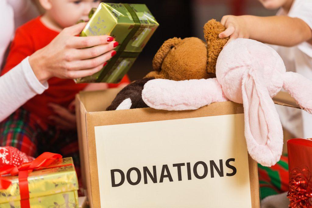 Donation Christmas Community Charity
