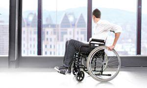 wheelchair windows