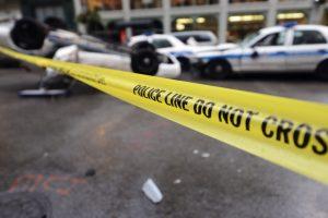 Stolen car causes accidents