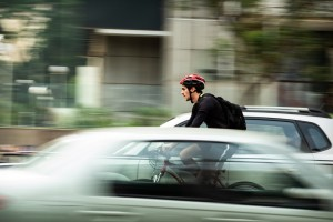 You've Been in a Cycling Accident Involving a Motor Vehicle – What do you do?
