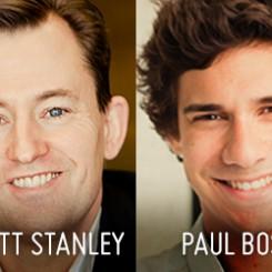 Scott Stanley and Paul Bosco