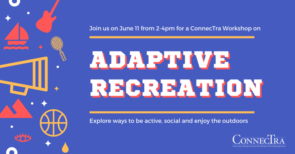 ConnecTra Adaptive Recreation